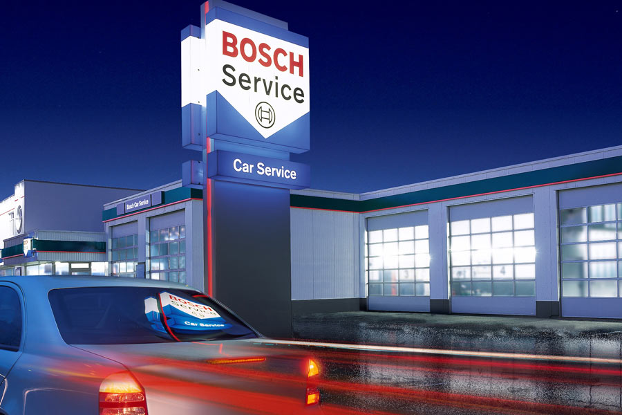 Garage bosch car service gu rande la baule pornichet for Garage la belle auto