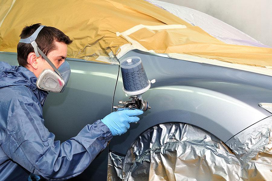 Réparation Peinture Carrosserie Voiture La Baule Guérande Pornichet